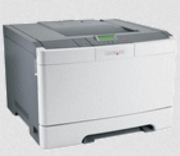 Lexmark CV540 printer