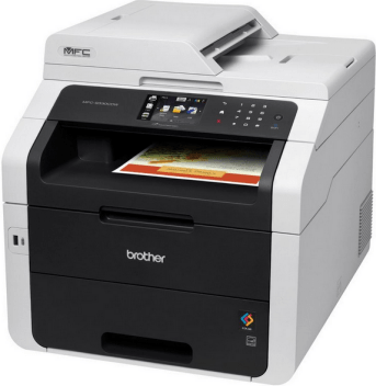 Brother MFC-9140CDN allinone printer