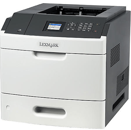 Lexmark MS817n Printer