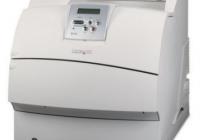 Lexmark T632 printer