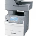 Lexmark X651 MFP Printer