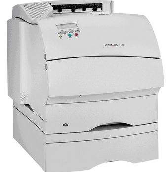 Lexmark Optra T614 Printer driver download