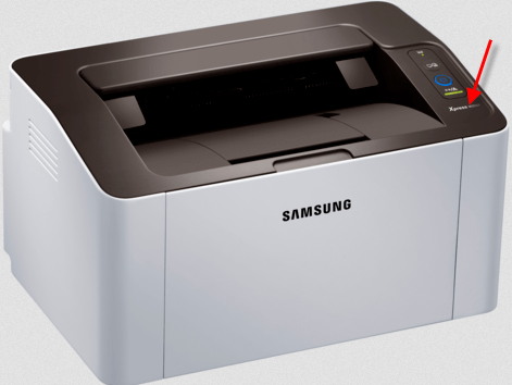 Samsung Xpress SL-M2021 Printer