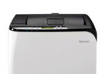 Ricoh SP C250DN printer driver