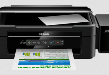 Epson L405 Windows driver