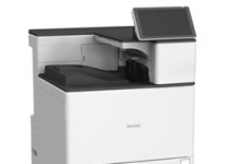 Ricoh SP C840dn MFP printer