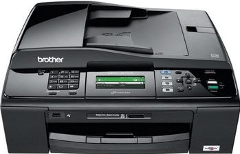 Brother MFC-J415w driver & software package download