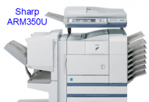 Sharp AR-M350U all-in-one printer driver download links