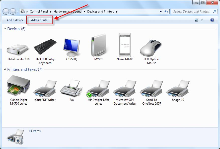 Download) HP DeskJet 1220C Driver - Free Printer Driver Download