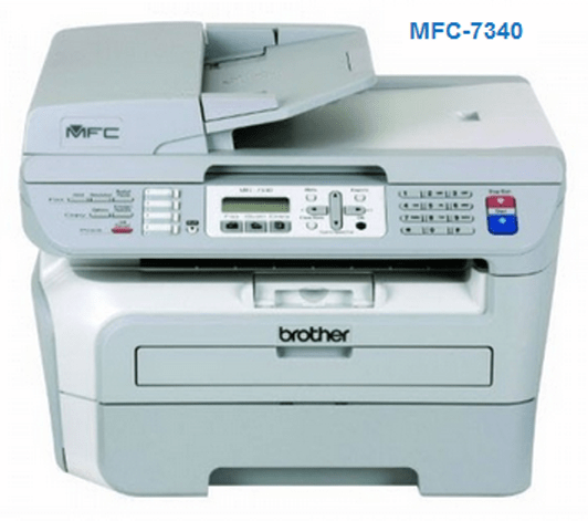 brother mfc7340 driver download & installation Information