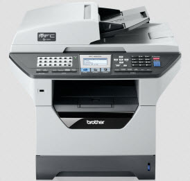 Brother MFC-8880DN printer driver