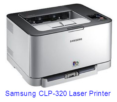 Samsung clp-320 driver download for windows.