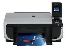 Canon MP510 printer driver