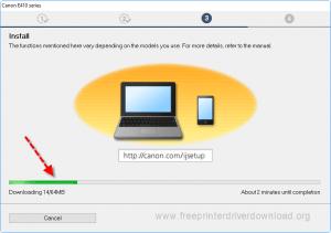 downloading canon e410 software