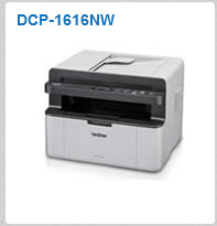 install Brother DCP-1616NW