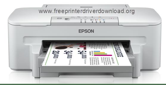 Epson WorkForce WF-3011 printer driver help