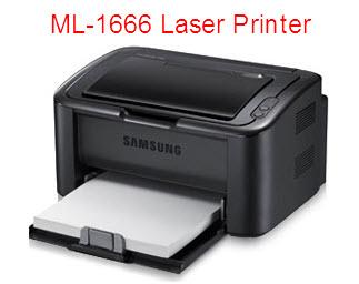 Samsung ML-1666 printer driver