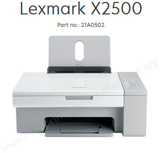 Recommended Lexmark 2500 Series Printer Drivers Updates