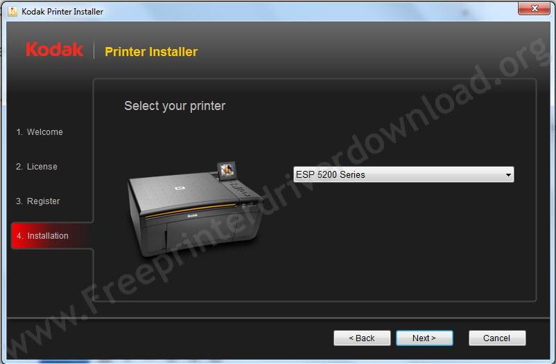 5200 series installer