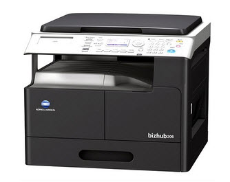Download) Konica Minolta Bizhub 206 Driver Download and How to