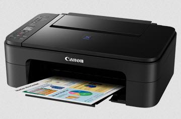Canon e3100 series printer