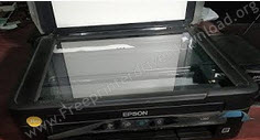 Epson l360 scanner selection problem