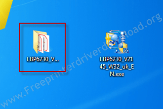 LBP6230 extracted folder