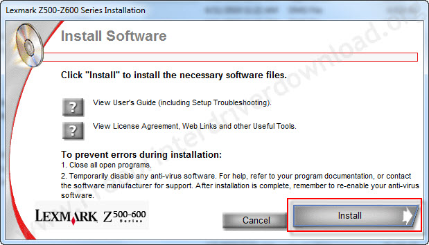 Download driver) lexmark z515 driver download link and how to.