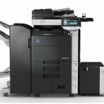 konica minolta c552 printer pic