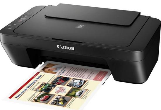 Canon PIXMA MG3050 printer pic