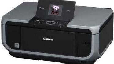 Canon PIXMA MP600 printer image
