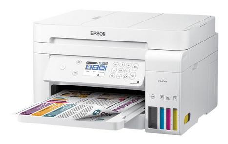 Epson EcoTank ET-3760 wireless printer