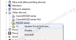 install scanner driver manually step 2