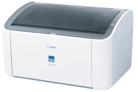 Canon LBP3000 printer driver