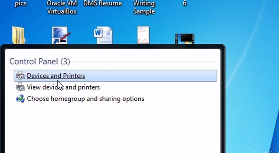 Printer queue