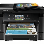 Epson Pro WF-3733 Driver Download