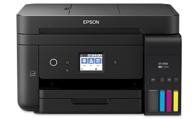 Epson EcoTank ET-4750 Driver Download