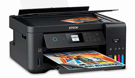 Epson EcoTank ET-2750 Driver Download