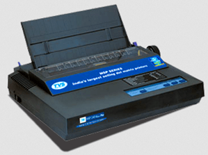 TVS MSP 250 Printer