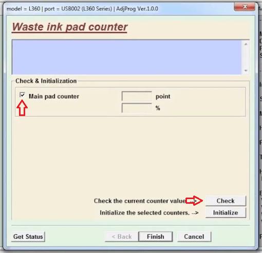 check counter