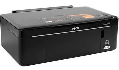 Epson Stylus TX125 Scanner