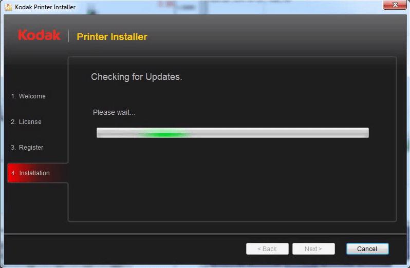 update again