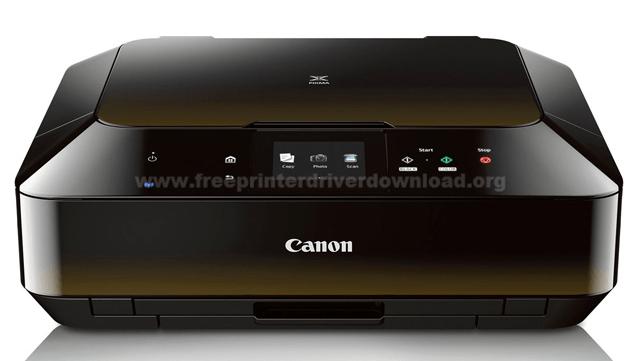 Canon Pixma MG6300 Driver