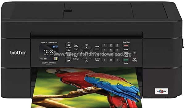 Brother MFC-J497DW Printer