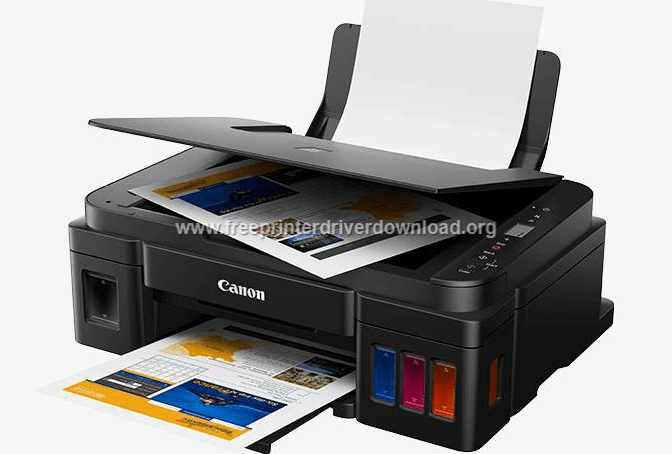 Canon Pixma G2411 Printer Driver