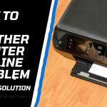 How to fix brother printer offline problem-wireless-printer