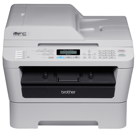 Brother 7360n Driver