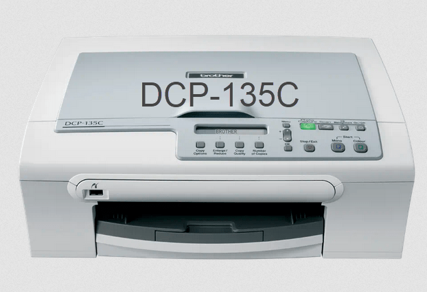 Brother DCP 135c printer scanner driver